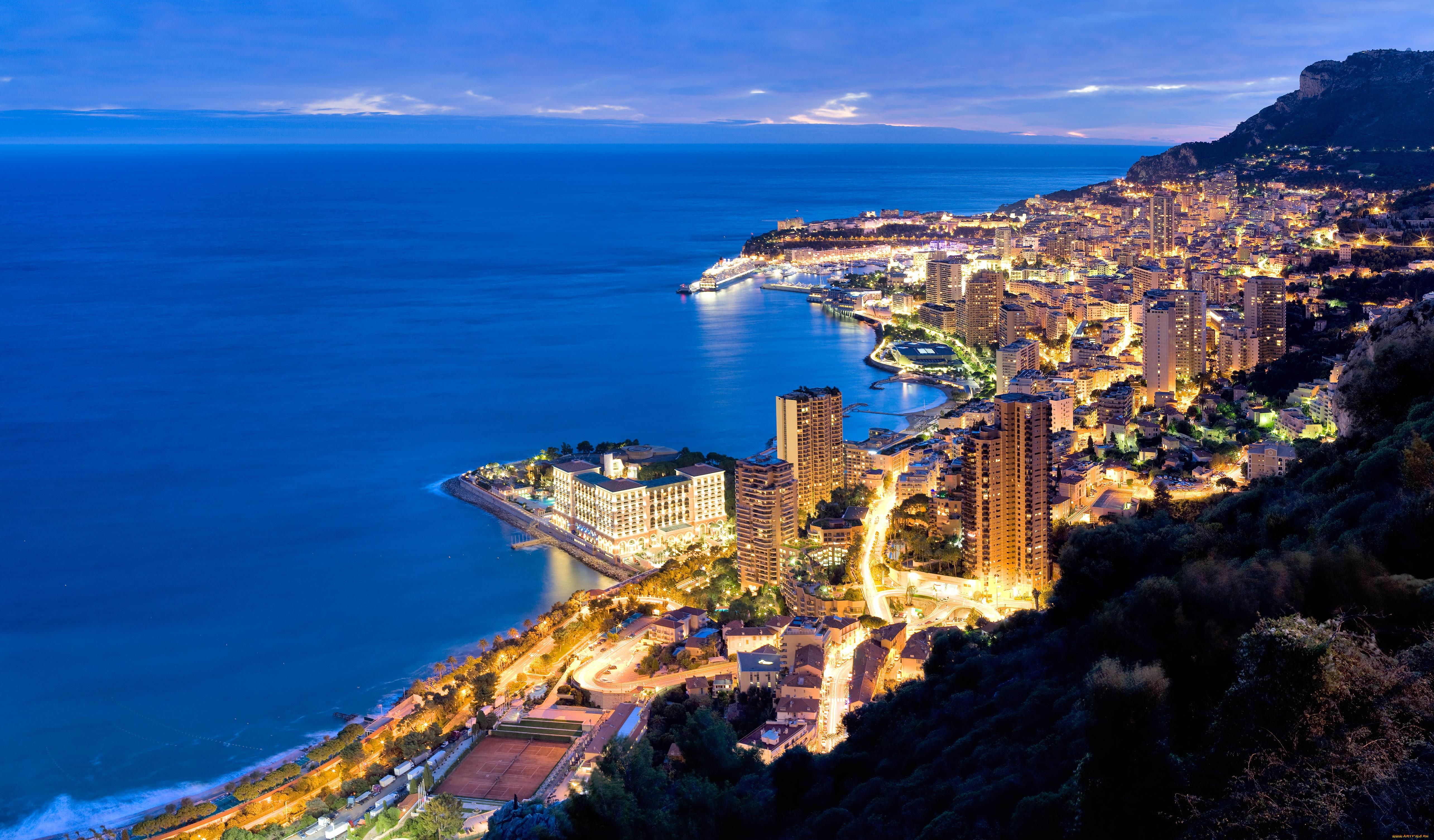 Обои monte carlo, Монако, монте карло, monaco. Города foto 6